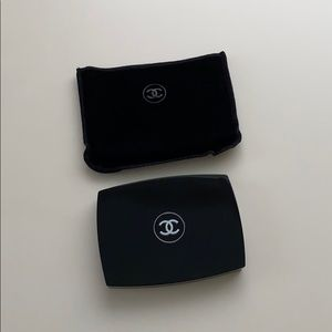 Chanel Compact Case Only